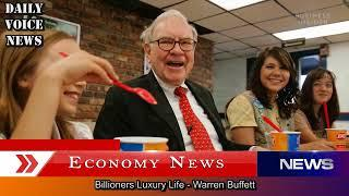 The Billionaires' Luxury Life - One of the Richest Warren Buffett - Documentary