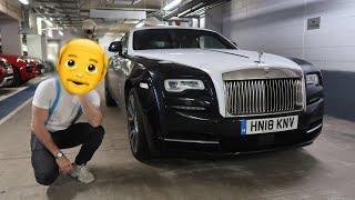 My 'Millionaire Dad' Got A Rolls Royce!