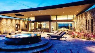 Stunning Southwestern Contemporary Luxury Residence - Scottsdale, Arizona, USA (Janet Brooks Design)