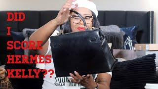 DAY 9 | 12 DAYS OF LUXURY | HERMES KELLY???|  Chanel Unboxing