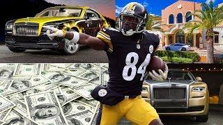 Antonio Brown's Luxury Lifestyle 2018