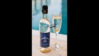 Malaki 24k Gold Luxury Water by Mg Vip Lounge
