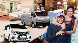 HOW RICH IS ALEX GONZAGA SHOWBIZ CAREER? NET WORTH BIOGRAPHY LUXURY HOUSE RICH BF VEHICLE FASHION
