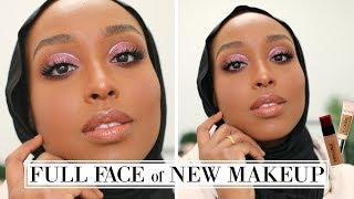 FULL FACE OF NEW MAKEUP! | Drugstore Bangers & Luxury Fails | Aysha Harun