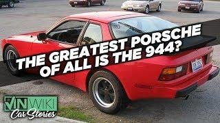 Here's why the 944 is the best Porsche