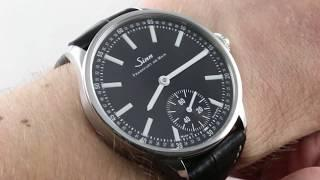 Sinn 6110 Technik 6110.012 Luxury Watch Reviews