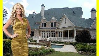 Kim Zolciak House Tour $3000000 Real Housewives Mansion Luxury Lifestyle 2018