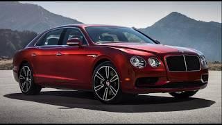 2019 Bentley Flying Spur luxury sedan vehicle