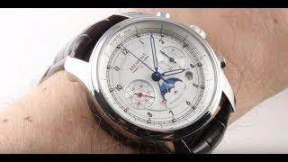 Bremont 1918 (1918/SS) Chrono-GMT Limited Edition Luxury Watch Review