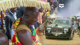 Otumfuo Osei Tutu Promise to help Kantanka Automobile after buying 2 of they Cars @ 38th Exhibition