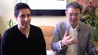 Christophe Choo Coldwell Banker Global Luxury Real Estate interview - John Reyes of Social NetworX