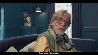 Tata Sky | Amitabh Bachchan | Film Critic Dada Darr (Hindi)