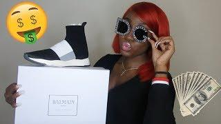 Luxury Haul Kind Of: Aldo, Balmain, Dolce & Gabbana | August Favorites