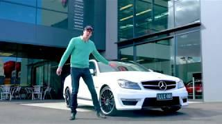 Mercedes-Benz C63 AMG Performance Pack (2013) - Lorbek Friday Drive
