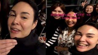 GRETCHEN BARRETTO Enjoying Luxury Life After Hong Kong Vacation Ngayon Pumunta LA Kasama Mga Friends