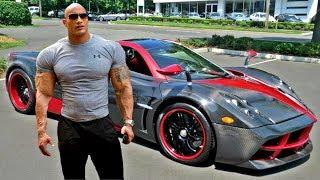 The Rock's NEW Car Collection ★ 2018