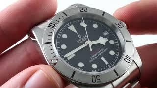 Tudor Black Bay Steel 79730 Luxury Watch Review