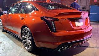 2020 Cadillac CT5-V - 355-HP Twin-Turbo V6