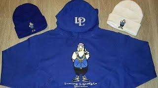 Luxury Lifestyle Division - LLD  Sweatshirts