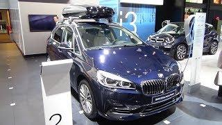 2019 BMW 225xe Active Tourer Luxury - Exterior and Interior - Auto Show Brussels 2019