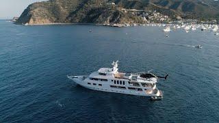 IEX Helicopters | Leightstar Landing Pad | Catalina Island | Luxury Card