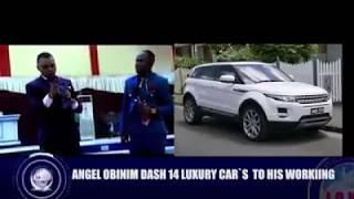 OBINIM Gives 14 LUXURY CARS TO HIS WORKERS