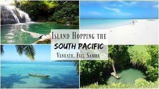 Epic South Pacific Island Hopping - Vanuatu, Fiji, Samoa - Lux Life