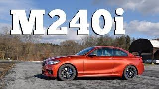 2018 BMW M240i X-Drive: Regular Car Reviews