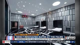 First Look: Newly renovated luxury suites at The Palms