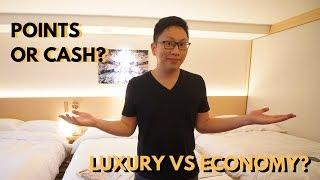Sebby's Take: Points or Cash? Luxury or Economy?