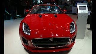 6 New Jaguar Cars Coming in 2019.  Newest Jaguar SUVs!!! Sports Cars!!! Sedans!!!