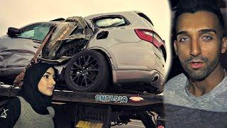 SHAM AND FROGGY ALMOST DIED in a CAR ACCIDENT  |Sham Idrees News | Shiza TV