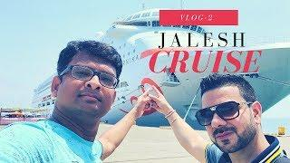 Vlog - Jalesh Cruise (India's first luxury cruise ship) with Dr. Amit Gupta