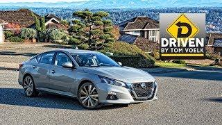 Driven- 2019 Nissan Altima Platinum AWD Review