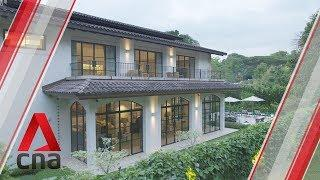 A dream home in Singapore, thanks to two Colombian architects | CNA Luxury