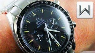 Vintage Omega Speedmaster Moonwatch (145.022) Luxury Watch Review