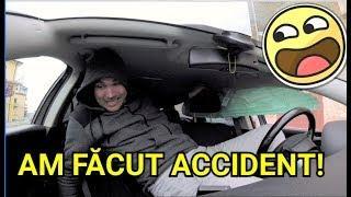 Am Făcut Accident Și Mi-am Distrus Mașina
