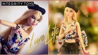 Integrity Toys: Miss Behave Build-a-Doll Poppy Parker (Luxe Life Style Lab) REVIEW & BUILD TUTORIAL