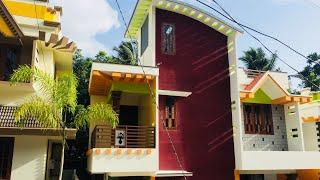 3 Storied House for Low Budget | Luxury Residential area | House For Sale Trivandrum City | Umayappa