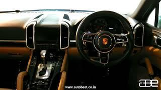 Porsche Cayenne 3.0 SUV - Second Hand Car for Sale in Delhi | ABE Best Premium Pre-Owned Cars