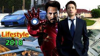 Robert Downey Jr's Luxury Lifestyle 2018