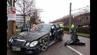 ALL NEW MERCEDES DRIVING FAILS | CRASH & FAILS