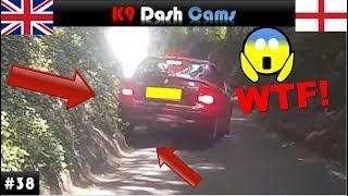 UK Dash Cam #38 | Close Calls | Bad Driving | Observations