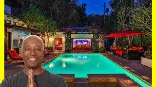 Russell Simmons House Tour $8250000 Def Jam Luxury Lifestyle 2018