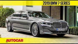 2019 BMW 7-series facelift | First Drive Review | Autocar India