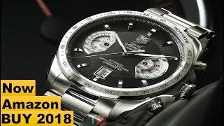 Top 10 Best Luxury Watch Under $5000 Buy 2018