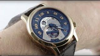 Chopard L.U.C Tech Twist 161888-50066 Luxury Watch Review