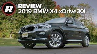 2019 BMW X4 Review: A luxury crossover with heaps of technology