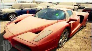 Why Do People Abandon Supercars in Dubai?