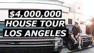 $4 MILLION HOUSE TOUR | Los Angeles | Luxury, Expensive, Minimal | Gallucks